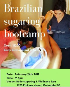 Brazilian bootcamp class